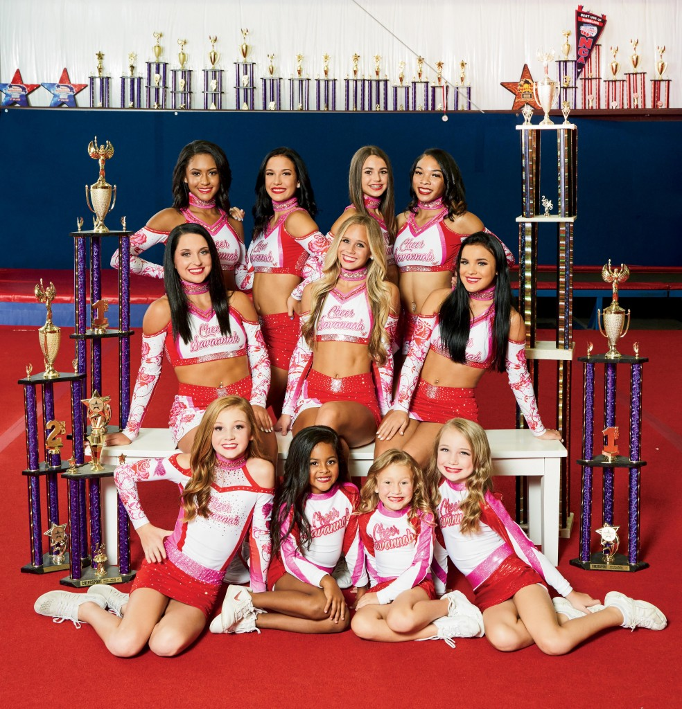 Team Cheer Savannah