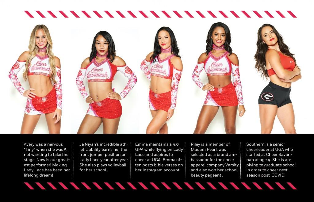 Cheerleaders Ii
