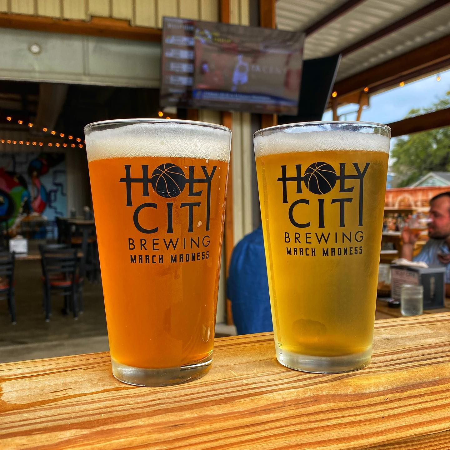 Holy City Beer