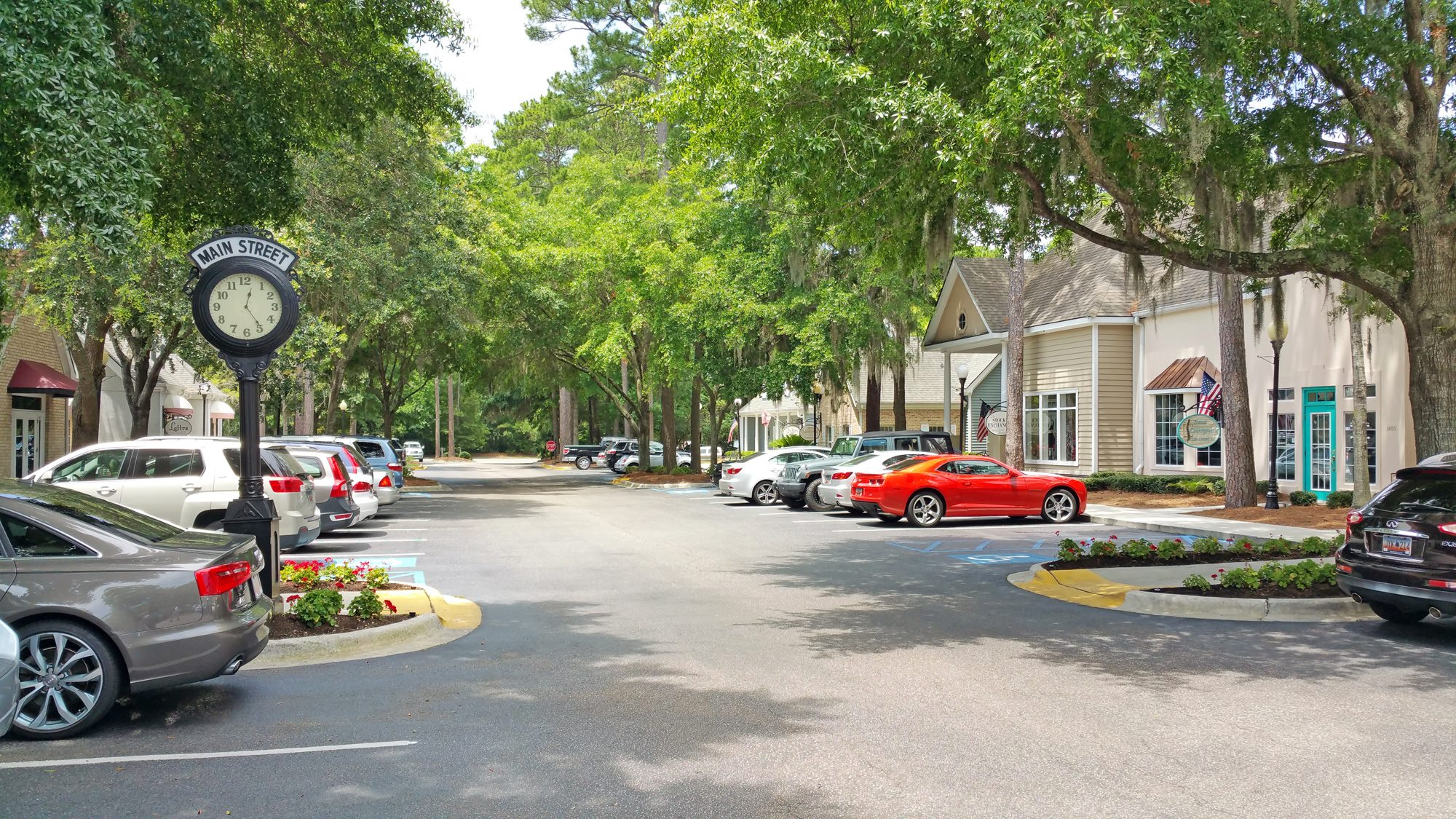 Main Street Village Hhi